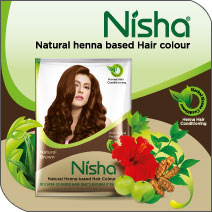 Nisha Hair Color